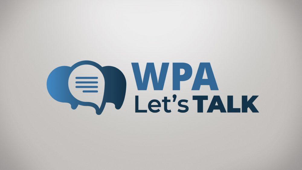 WPA Let\'s Talk
